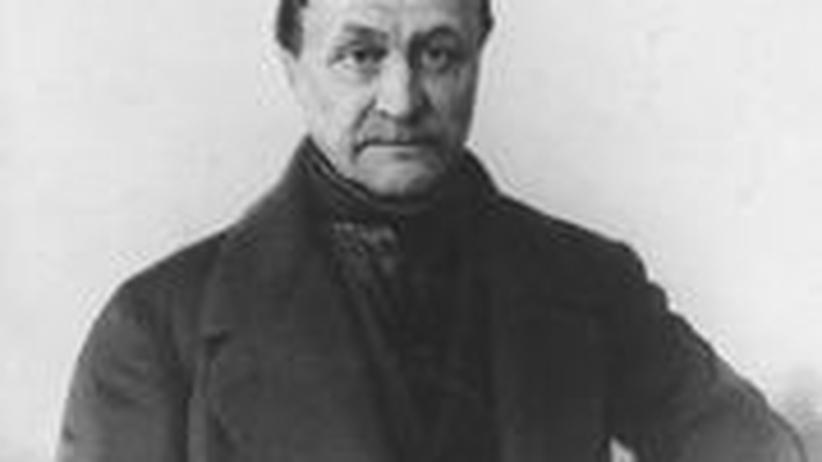 Philosoph Auguste Comte: Grün ist die Fahne der Hoffnung