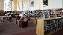 Die Bibliothek der Stanford University