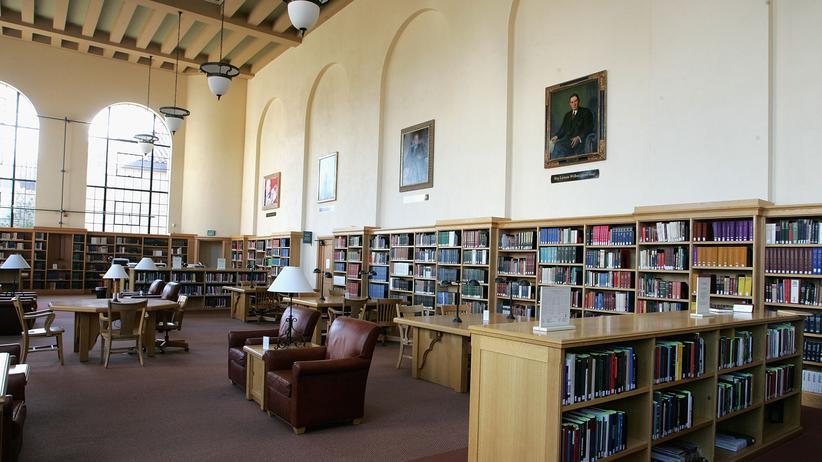 Bibliothekswesen: Digital ja, national nein