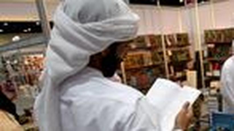Buchmesse Abu Dhabi: Viele Bücher, zu viele Sittenwächter