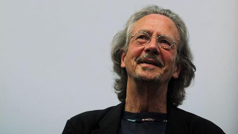 Peter Handke: Nimm den Wanderstab!