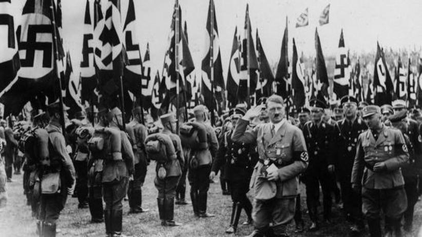 Nationalsozialismus: Adolf Hitler im September 1933