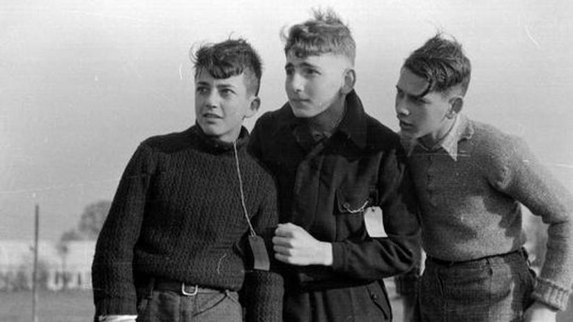 Sachbuch: Jüdische Flüchtlinge in Großbritannien, 1938
