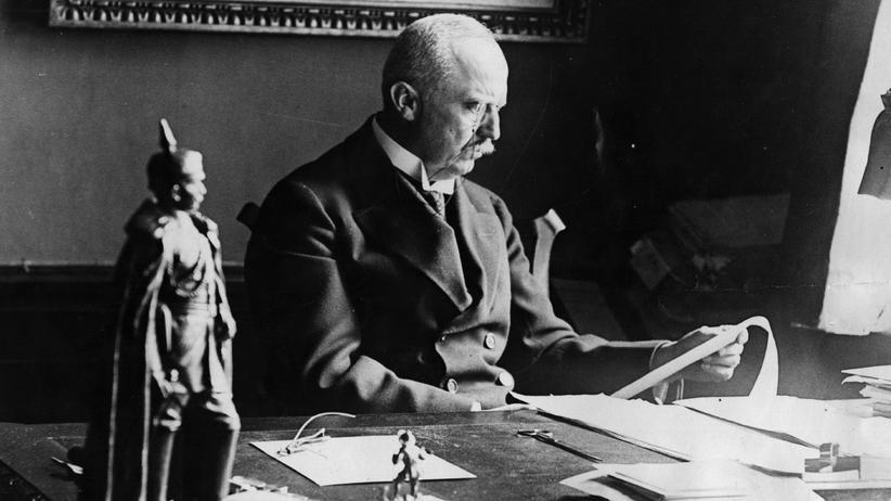 """Biografie Erich Ludendorff: """"Ich pfeife auf Amerika"""""""
