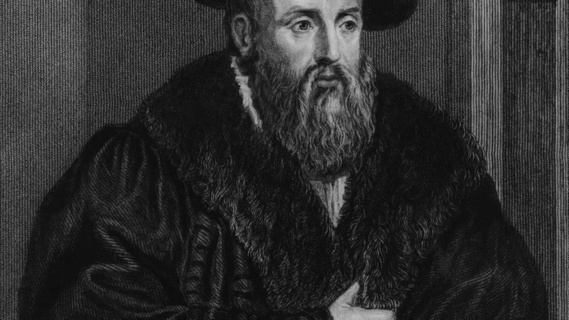 Johannes Kepler: Die Erde, vom Mond aus betrachtet