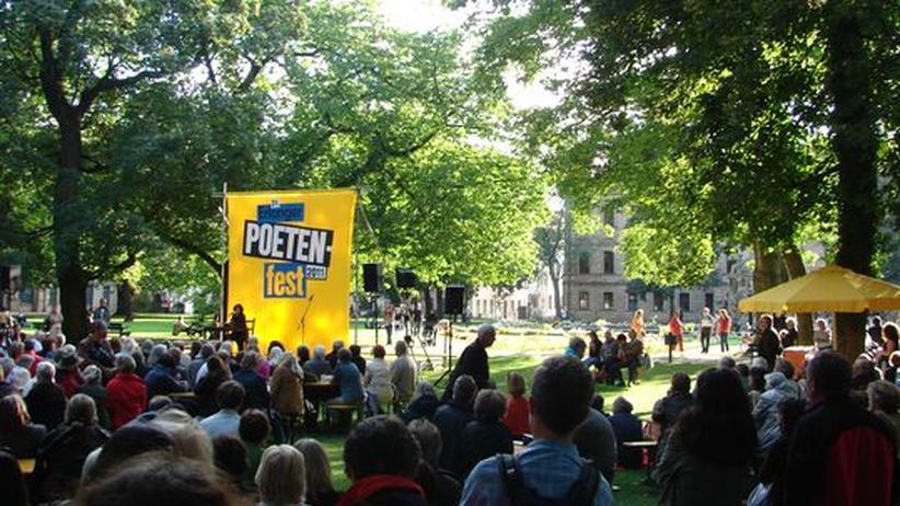 Poetenfest Erlangen: Auf der Insel der Literaturseligen