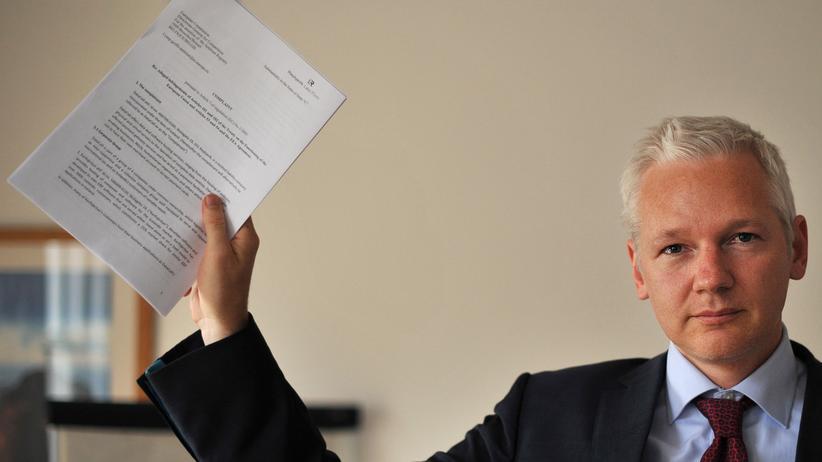 Julian Assange: Ein Hacker rechnet mit Vernichtung