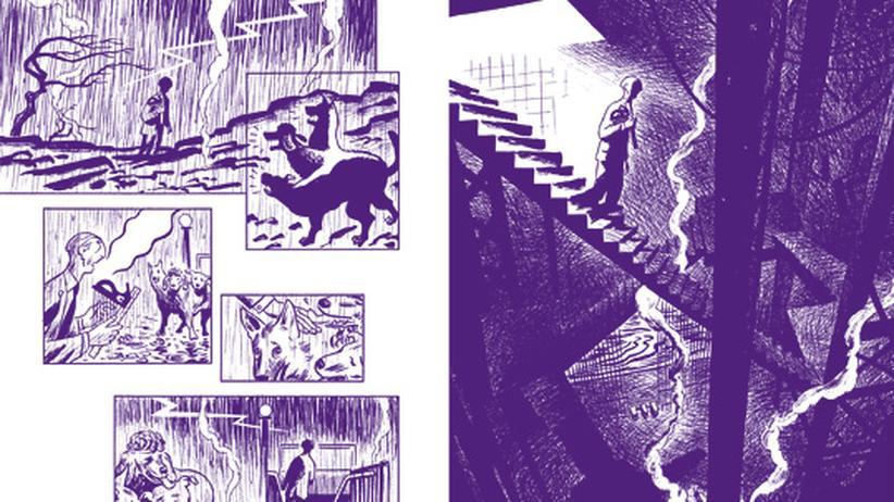 Asterios Polyp: Ein Genie auf dem Weg nach unten