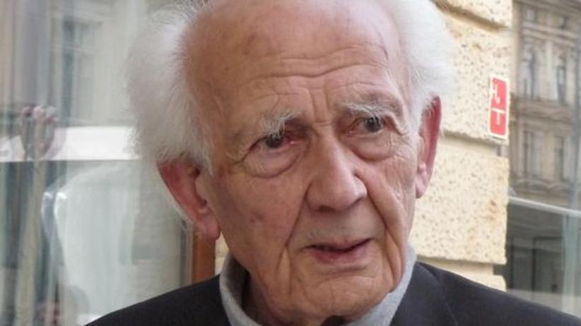 Zygmunt Bauman: Europa ist ein Sprachgewirr