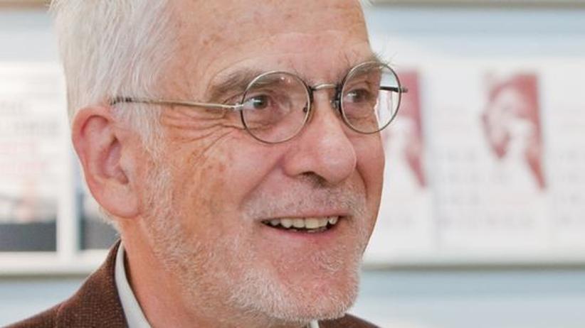 Der Verleger Wolfgang Beck