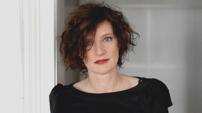 """Roman """"Gruber geht"""": Die österreichische Kolumnistin und Schriftstellerin Doris Knecht"""