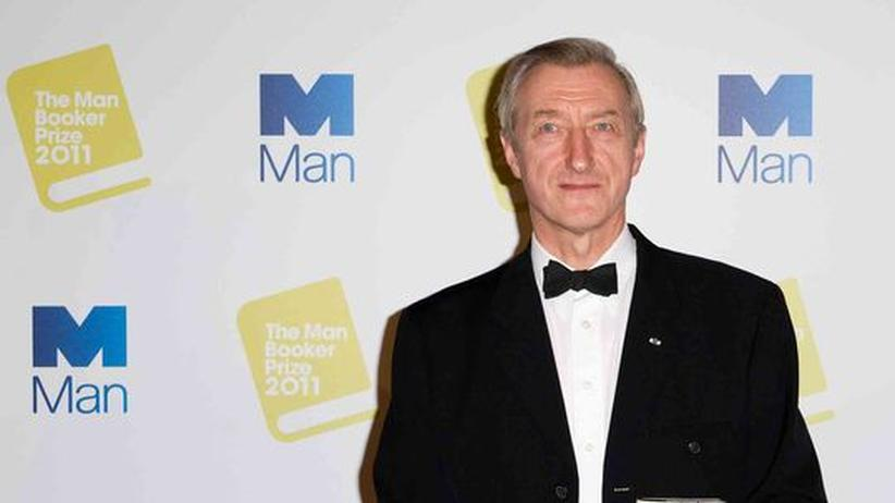 Literaturauszeichnung: Booker Prize für Julian Barnes