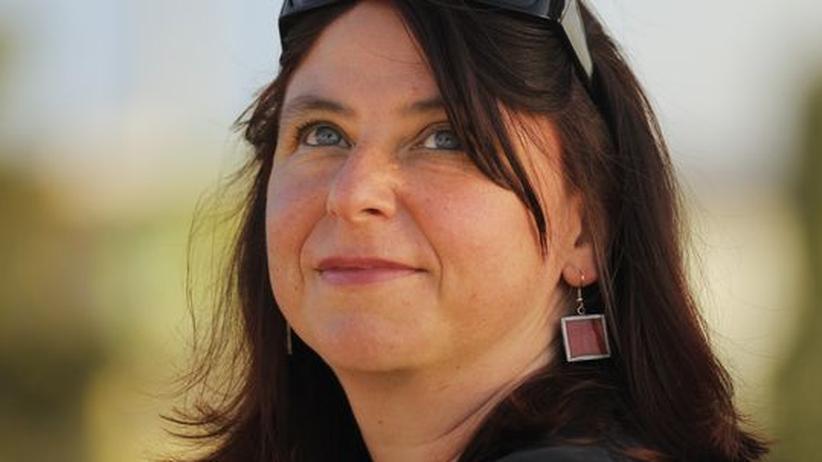 """Annett Gröschner: """"Sex ist kein Designergetränk, sondern Bier"""""""