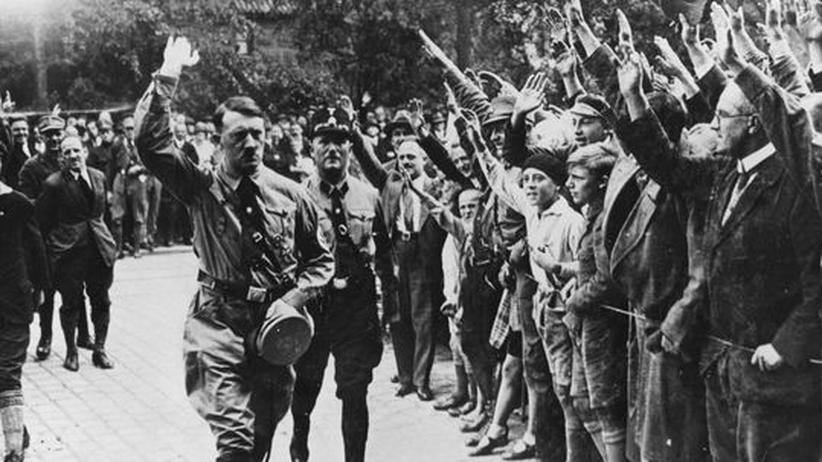 Nationalsozialismus: Durchhalten