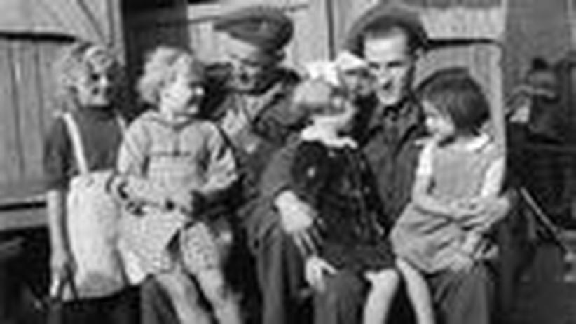 Zweiter Weltkrieg: In der Seelenkammer der Nachkriegszeit