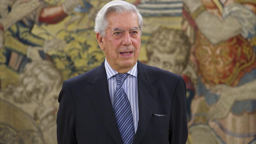 Mario Vargas Llosa: Suada im Amazonasbecken