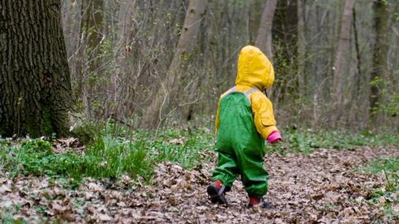 Richard Louv: Kinder sollen draußen spielen, sagt Richard Louvs.