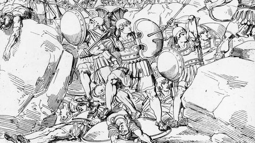 Sachbuch zur Gewalt: Gezähmte Barbaren