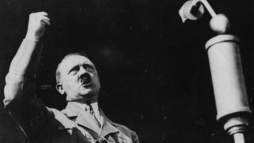 NS-Zeit: Adolf Hitler, 1936