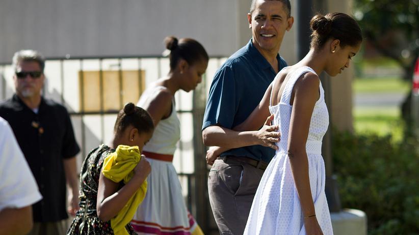 Sachbuch: Das öffentliche Paar Obama