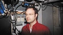 Mark Greif in New York