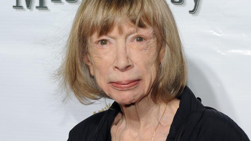 Joan Didion: Altwerden ist keine Bagatelle