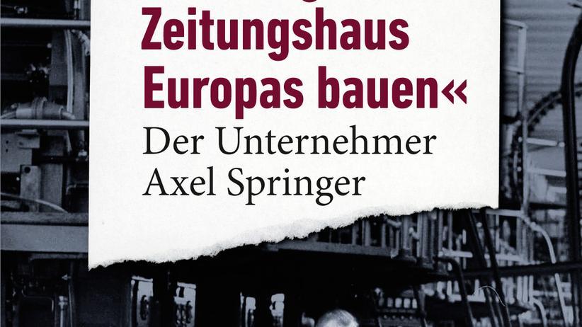 Axel Springer: Springers schöne Nebensache: Geld