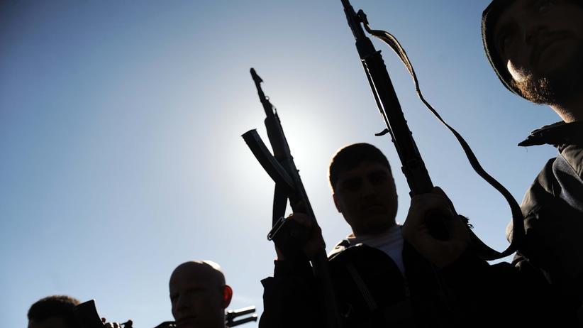"""Syrien: """"Unsere Helden sterben"""""""