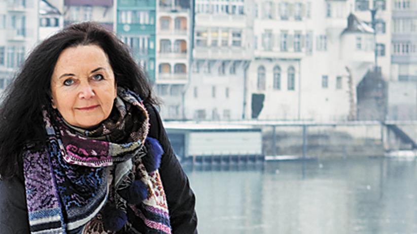 Schriftstellerin Irena Brežná: Die Schriftstellerin Irena Brežná