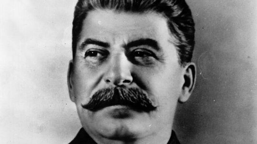 Russland: Josef Stalin im Jahr 1935