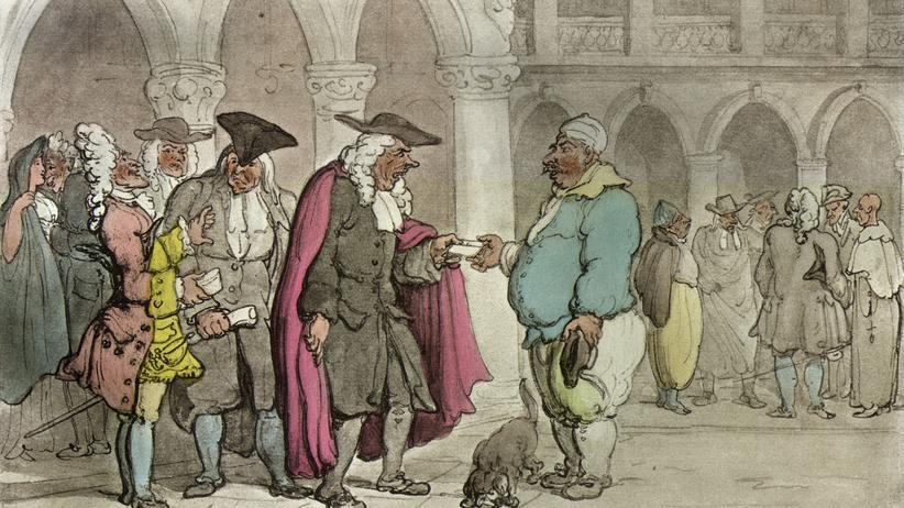 Sachbuch: Ansteigender Unsinn in Venedig