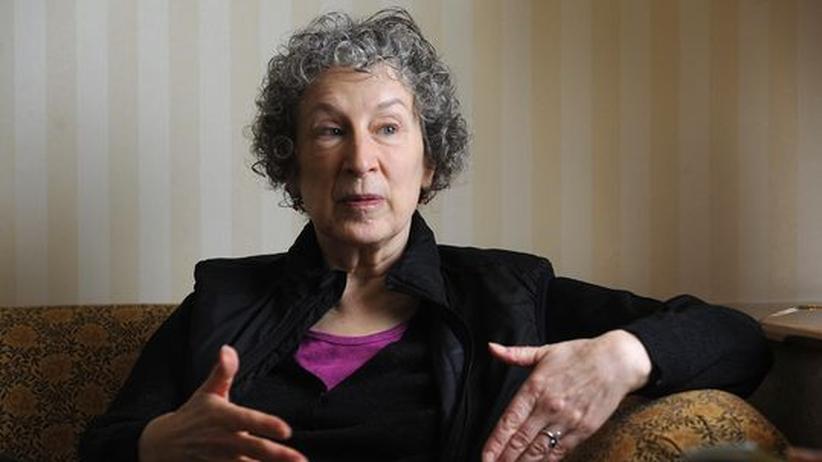 """Margaret Atwood: """"Ein Autor ist wie ein toter Elch"""""""