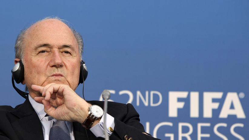Sachbuch: Die Fifa ist unkaputtbar