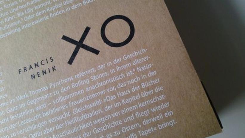 """Buch """"XO"""": Fröhliches Gefabel auf heimatlosen Blättern"""