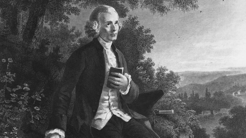 300. Geburtstag: Rousseau, Partisan der bürgerlichen Gesellschaft
