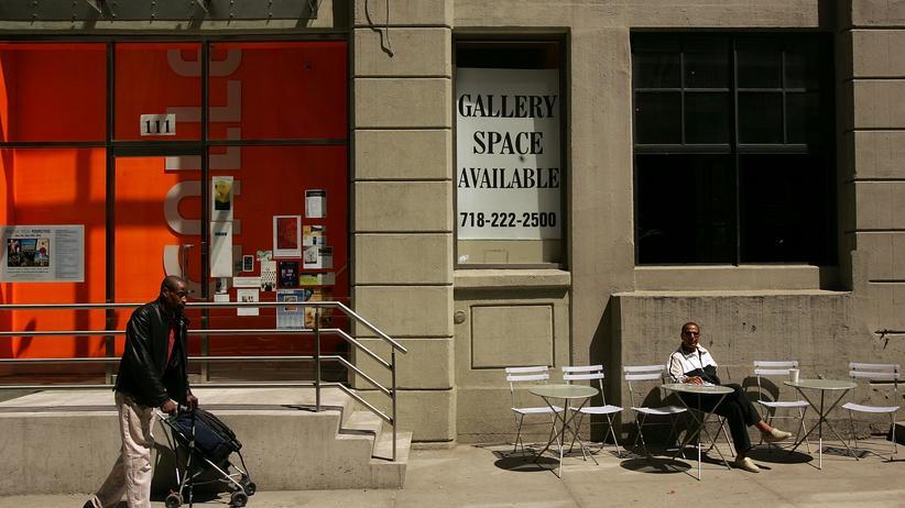 US-Literatur: Links unter der Manhattan Bridge