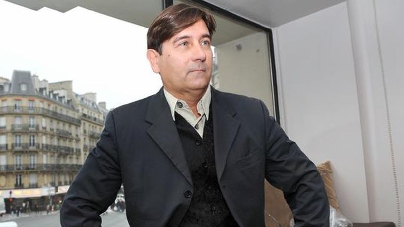 Alain Claude Sulzer: Der Schriftsteller Alain Claude Sulzer (Archiv)