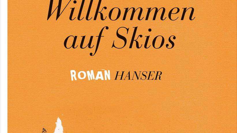 """Roman """"Willkommen auf Skios"""": Euros, Drachmen, Fonds oder Bonds, einmal egal!"""