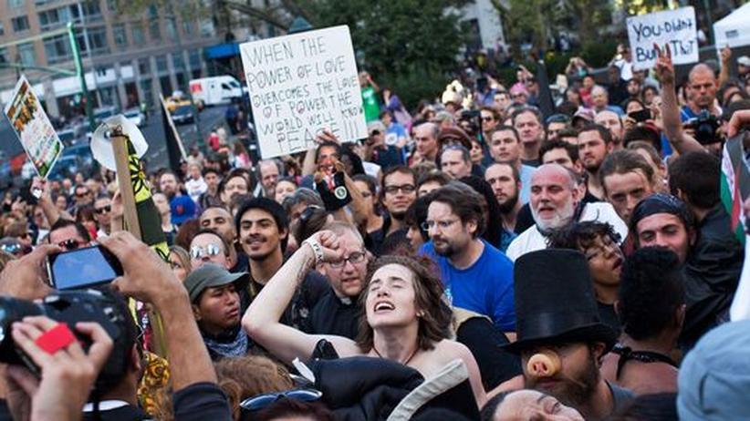 Occupy: Wir selbst sind das Imperium