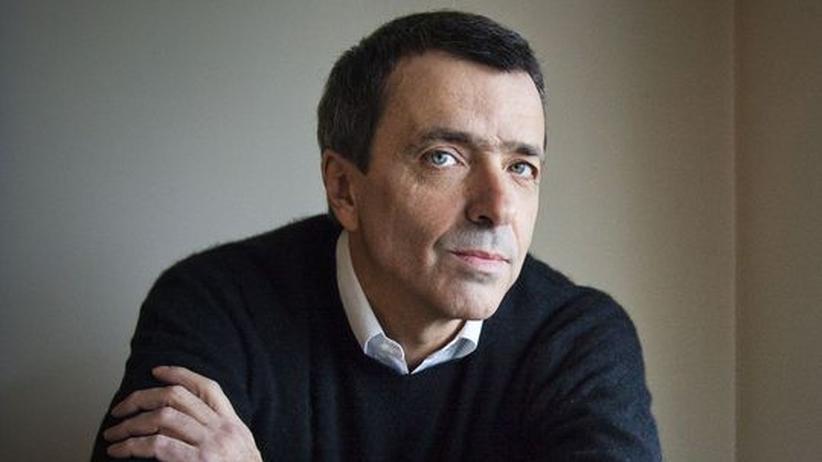 Schriftsteller Régis Jauffret: Der französische Schriftsteller Régis Jauffret