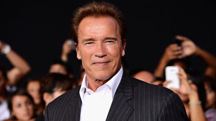 arnold schwarzenegger hallo herr schwarzenegger - Arnold Schwarzenegger Lebenslauf