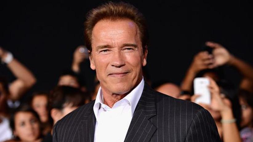 Arnold Schwarzenegger: »Hallo, Herr Schwarzenegger?«