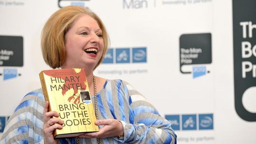 """""""Bring Up The Bodies"""": Hilary Mantel erhält zum zweiten Mal Man-Booker-Preis"""