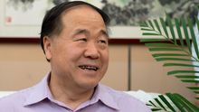 Der Literaturnobelpreisträger Mo Yan