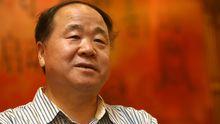 Der chinesische Literatur-Nobelpreisträger Mo Yan