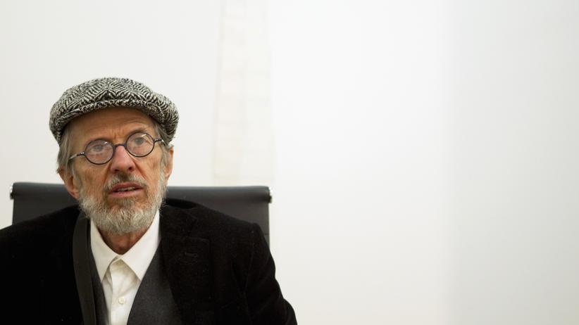 """Comiczeichner Robert Crumb: """"Ich habe mich hinter meinem Notizblock versteckt"""""""
