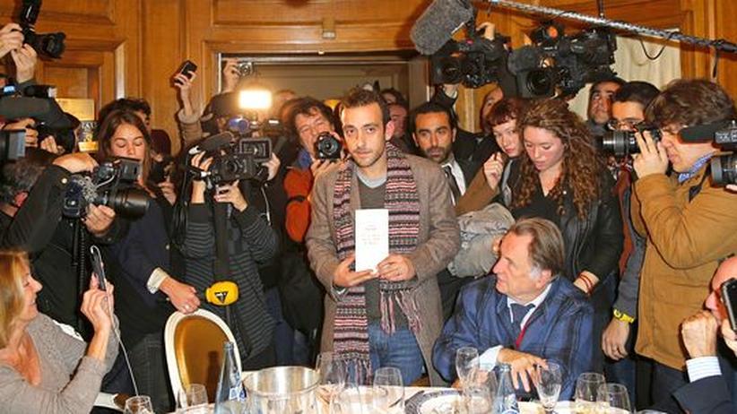 Literatur: Jérôme Ferrari erhält den Prix Goncourt