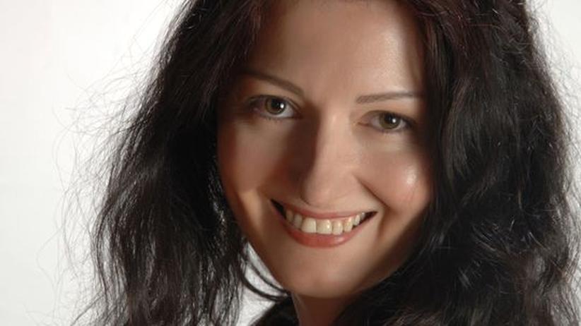 Schriftstellerin Anila Wilms: Die Autorin und Publizistin Anila Wilms