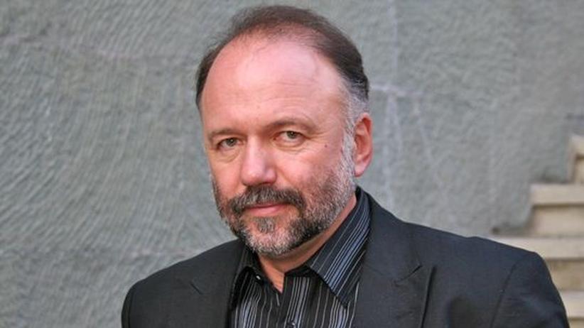 Schriftsteller Andrej Kurkow: Der Schriftsteller Andrej Kurkow