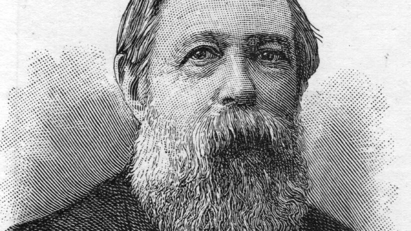 Engels-Biografie: Engels, der Revolutionär mit Geld und Gefühl